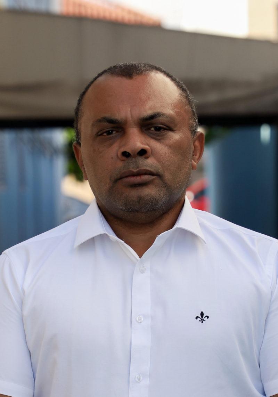 Vice-presidente: Aparecido Lima da Rocha
