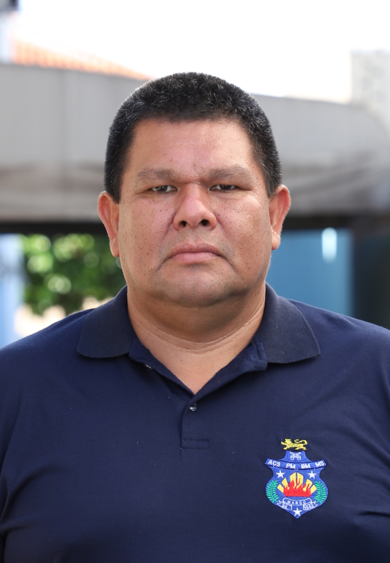 Diretor de Esporte e Lazer: Luciano Gomes