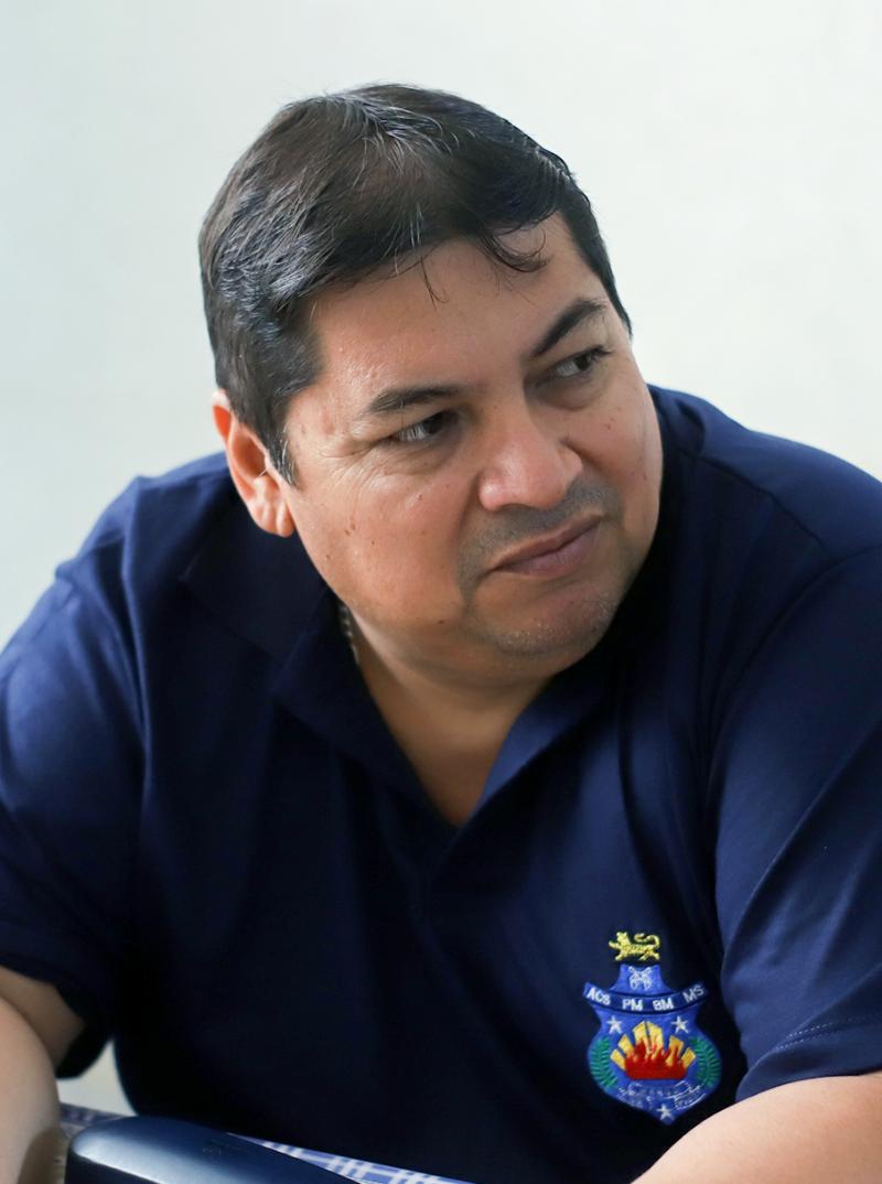 Diretor do Interior: Ramão Cristino Benites